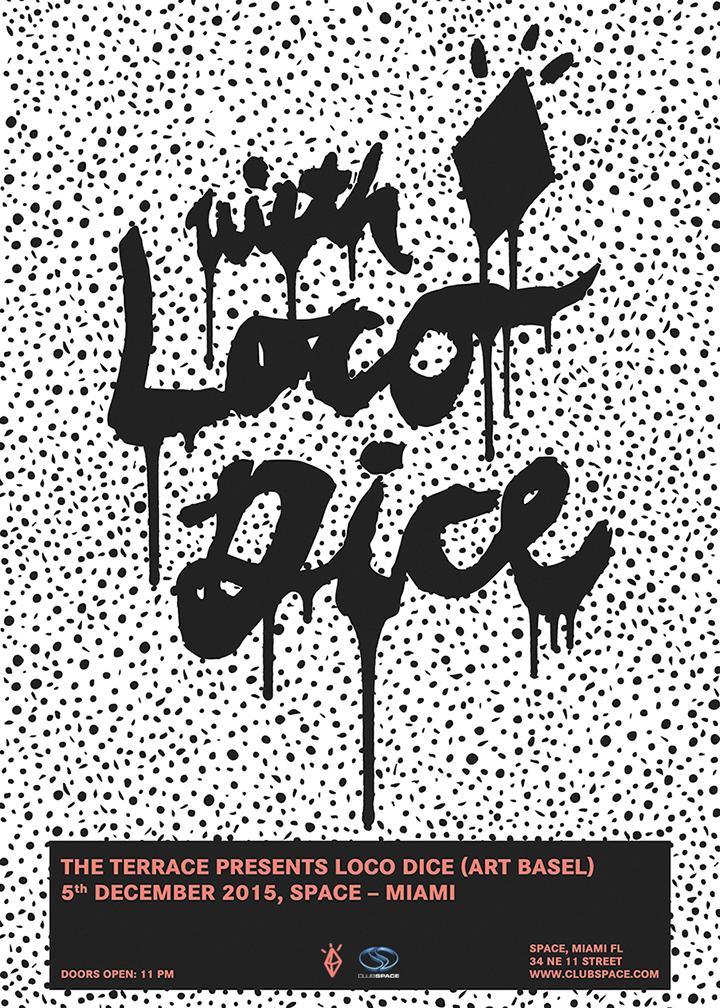 LOCO DICE,SPACE