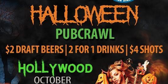 Hollywood Halloween PubCrawl