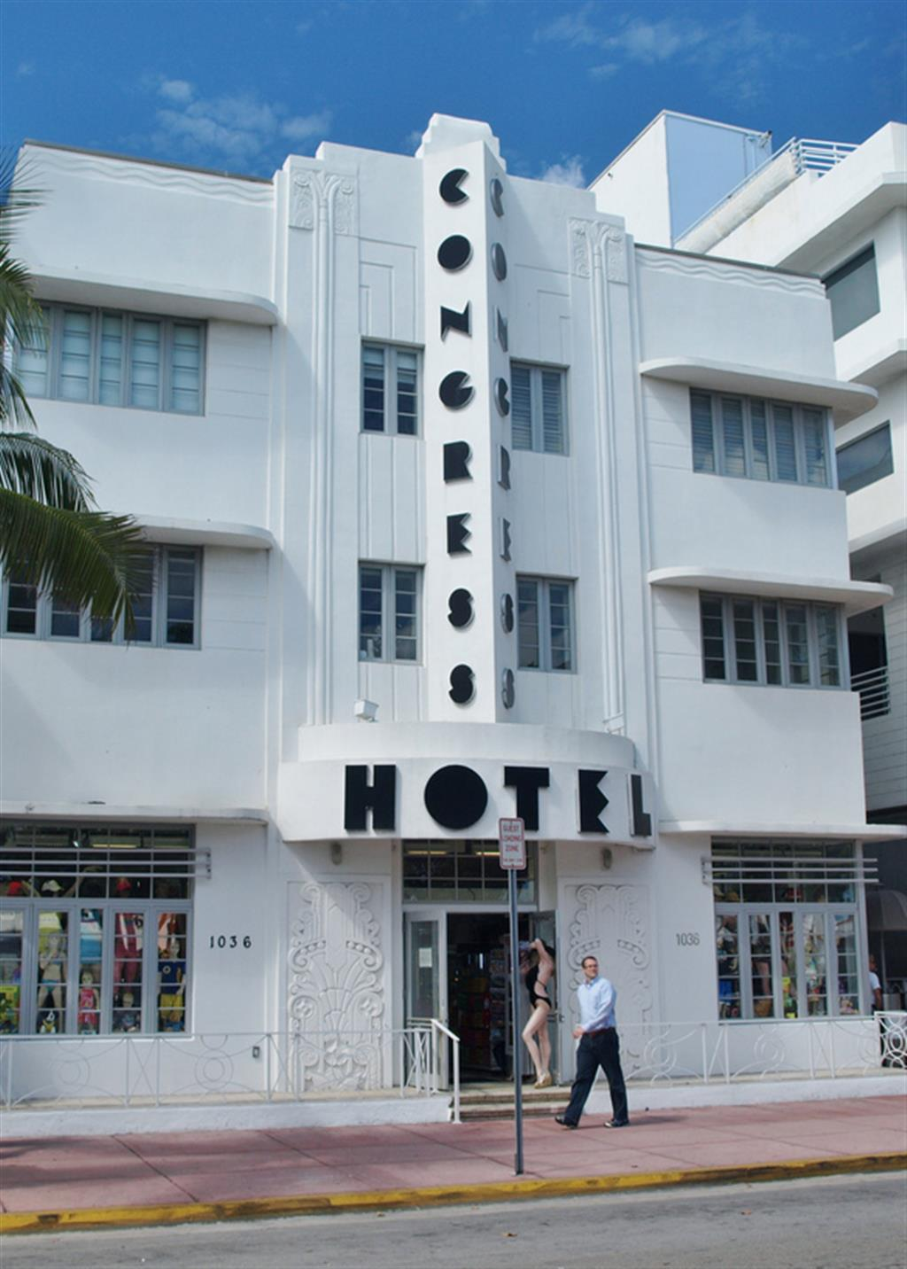 Congress Hotel South Beach Miami Wantickets United States Events